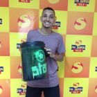 Ganhadores do Super cooler Start Energy Drink