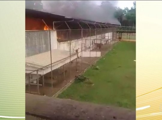Rebelião deixa 52 mortos no presídio de Altamira, sudoeste do Pará