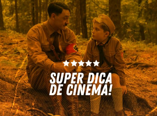 Super Dica de Cinema | Jojo Rabbit