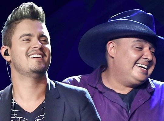 Humberto e Ronaldo em 2 shows no Estado