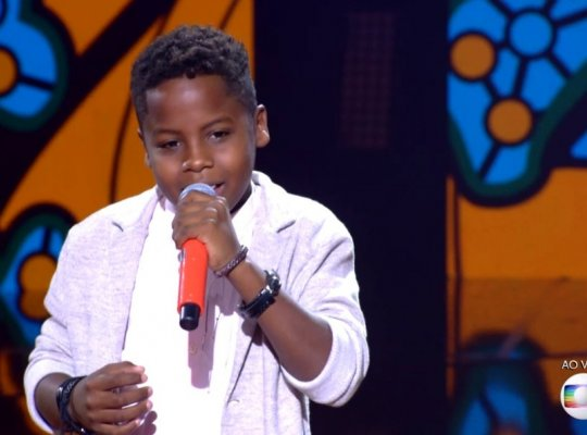 Capixaba Jeremias Reis vence o The Voice Kids