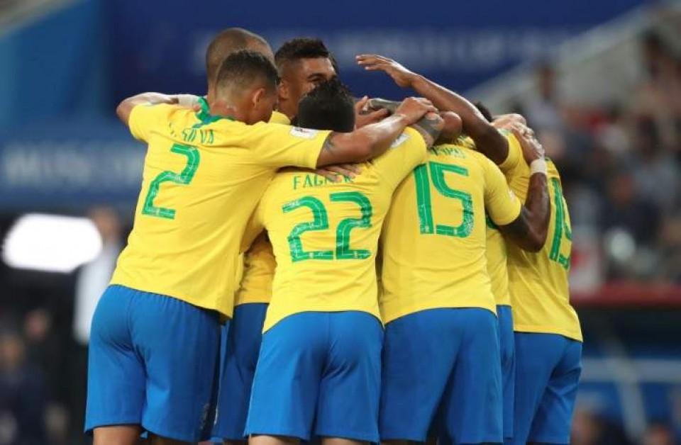 Governo do ES decreta ponto facultativo em razão do jogo do Brasil na  segunda-feira. Em razão do jogo da Seleção Brasileira de Futebol na Copa do Mundo  FIFA ... 215dfedee9e89