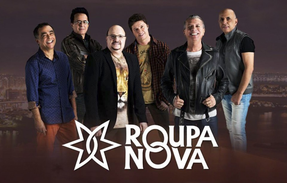 Super show do Roupa Nova
