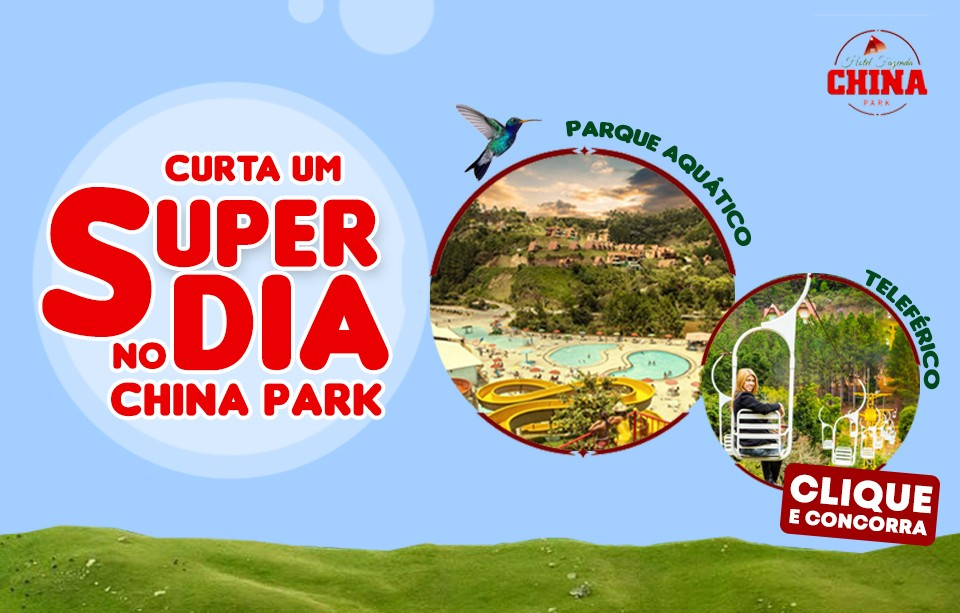 Super dia no China Park