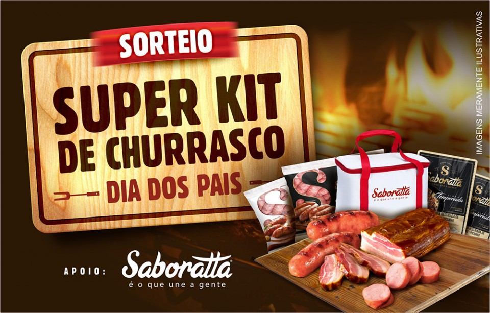 Super Kit de Churrasco | Saboratta