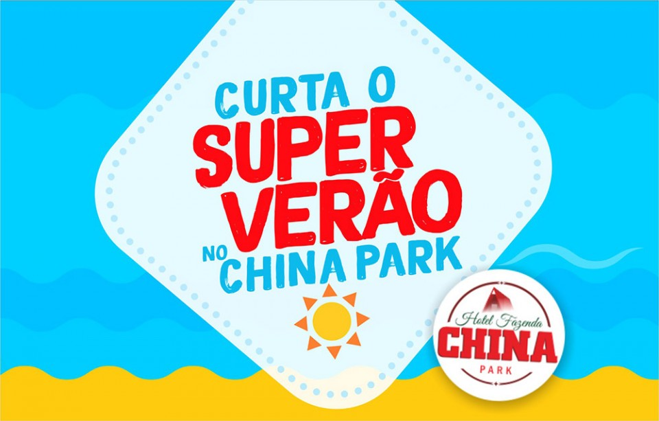 Super Verão no China Park