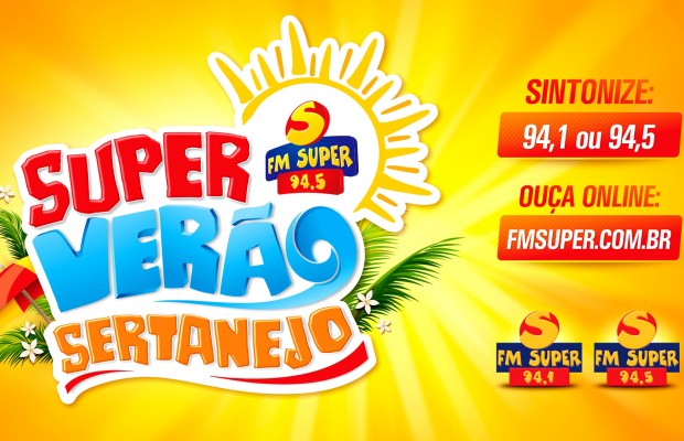 Tema do Super Verão Sertanejo 2017